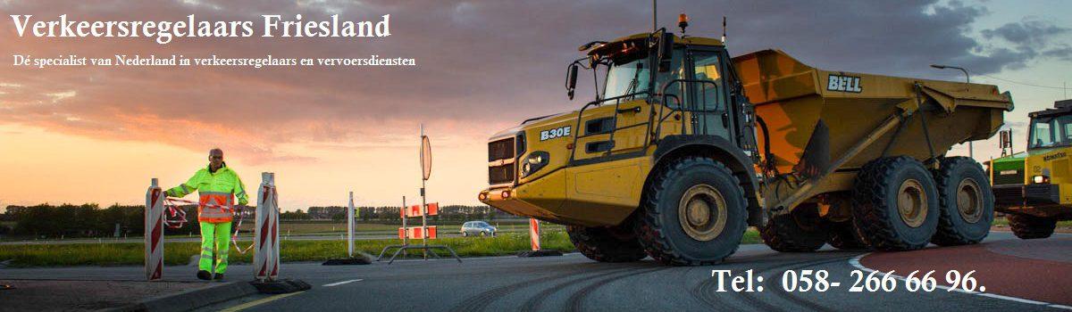 Verkeersregelaars Friesland